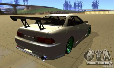 Toyota Soarer para GTA San Andreas vista direita