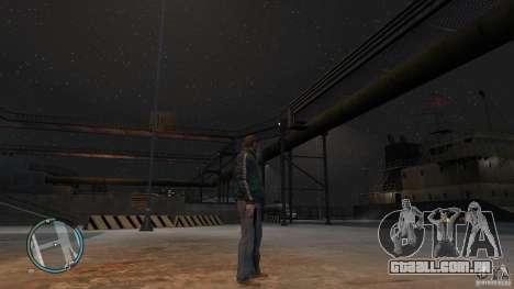 Arma-lança-mísseis para GTA 4 segundo screenshot