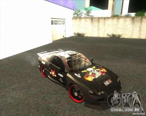 Mitsubishi 3000 GT para GTA San Andreas vista direita