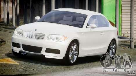 BMW 135i Coupe 2009 [Final] para GTA 4