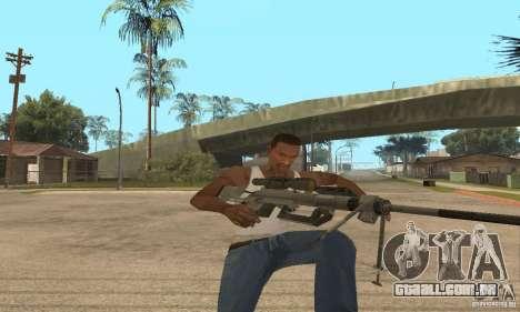 Intervenšn de Call Of Duty: Modern Warfare 2 para GTA San Andreas