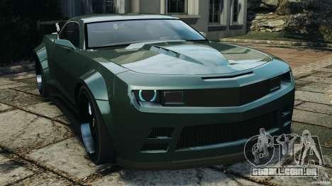 Chevrolet Camaro SS EmreAKIN Edition para GTA 4