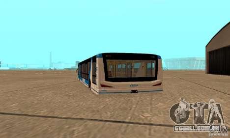 Design X XAPGL para GTA San Andreas esquerda vista