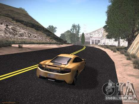 LiberrtySun Graphics ENB v2.0 para GTA San Andreas terceira tela