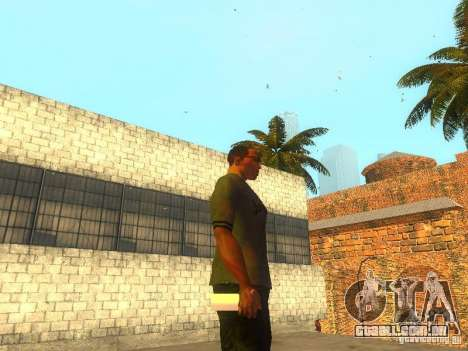 Bombing Mod by Empty v3.0 para GTA San Andreas quinto tela