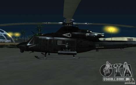 UH-1Y Venom para GTA San Andreas vista direita