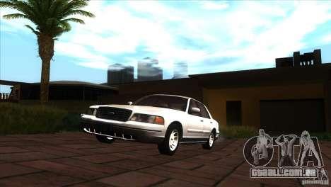 Photorealistic 2 para GTA San Andreas nono tela
