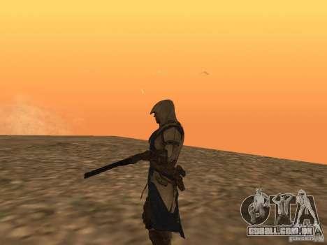 TOZ-34 para GTA San Andreas segunda tela