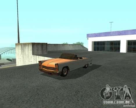 Peiote de GTA 4 para GTA San Andreas