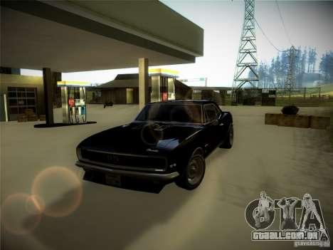 IG ENBSeries para GTA San Andreas sexta tela