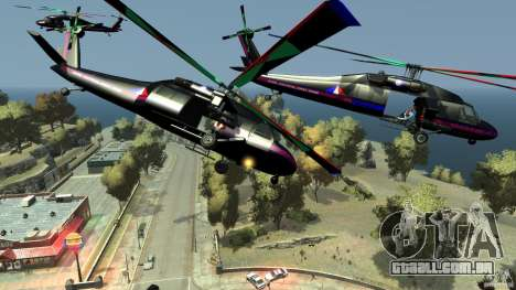 Wafflecat17s Annihilator para GTA 4 vista direita