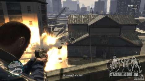 Micro Uzi Rocket Mod para GTA 4 segundo screenshot
