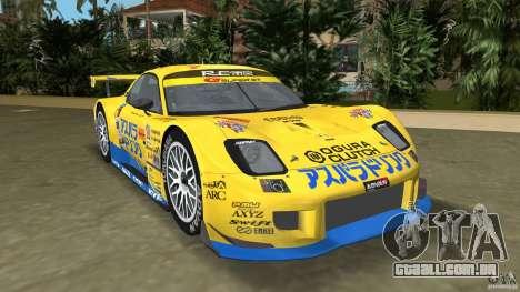 Mazda Re-Amemiya RX7 FD3S Super GT para GTA Vice City