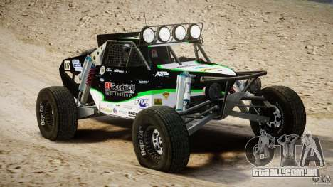 Ickler Jimco Buggy [Final] para GTA 4 esquerda vista