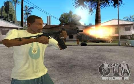 SR3M para GTA San Andreas terceira tela