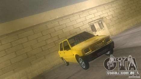 VAZ 1111 Oka Sedan para GTA Vice City vista direita