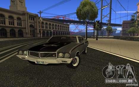 Buick GSX 1970 para GTA San Andreas