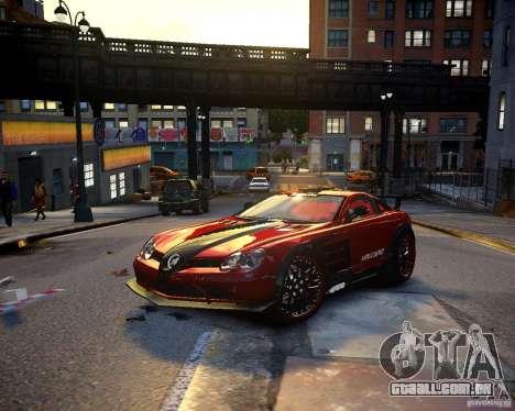 iCEnhancer 2.1 Final para GTA 4 décimo tela