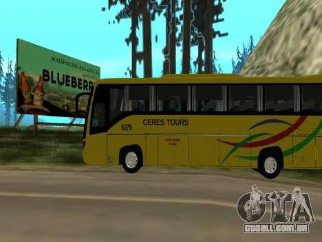 Yanson Viking - CERES TOURS 6279 para GTA San Andreas esquerda vista