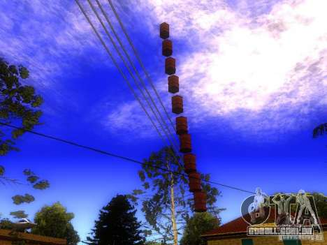 Bomba para GTA San Andreas