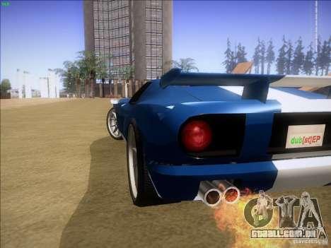 Eloras Realistic Graphics Edit para GTA San Andreas terceira tela