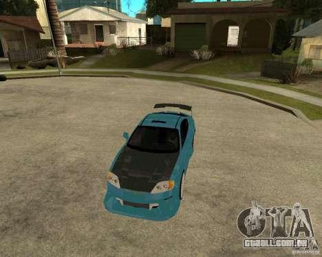 Hyundai Tibuton V6 GT para GTA San Andreas