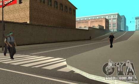 New Streets v2 para GTA San Andreas terceira tela