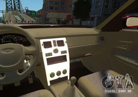 VAZ 2170 de Lada Priora para GTA 4