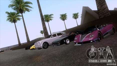 Rolls Royce Phantom Hamann para as rodas de GTA San Andreas