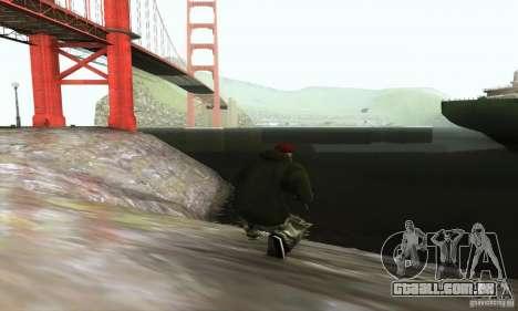 iPrend ENBSeries v1.3 Final para GTA San Andreas quinto tela