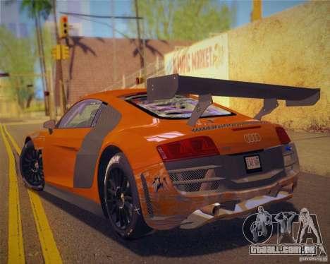 GTA IV Scratches Style para GTA San Andreas segunda tela