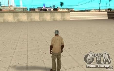 007 car para GTA San Andreas segunda tela