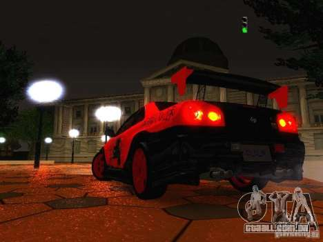 ENBSeries by Mick Rosin para GTA San Andreas terceira tela