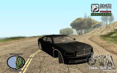 Dodge Charger SRT8 para GTA San Andreas
