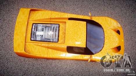 Ferrari F50 para GTA 4 vista direita