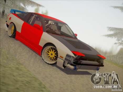 Nissan RPS13 Drift Korch para GTA San Andreas