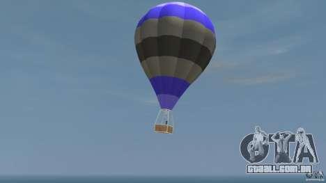 Balloon Tours option 8 para GTA 4 esquerda vista