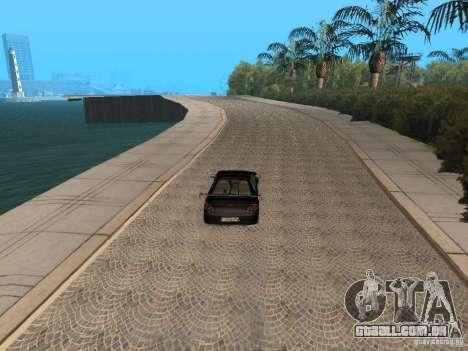 Mansão da ilha para GTA San Andreas sétima tela