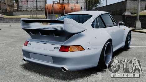 Porsche 993 GT2 1996 para GTA 4