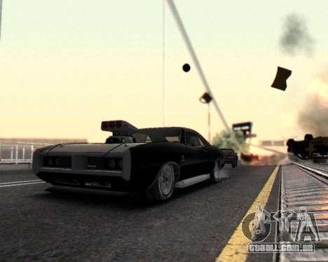 Real World ENBSeries v5.0 Final para GTA San Andreas quinto tela