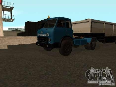 Maz-504 e para GTA San Andreas