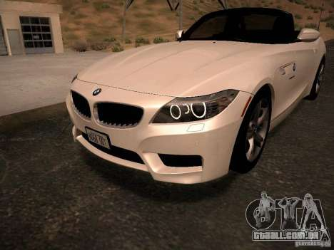 BMW Z4 sDrive28i 2012 para o motor de GTA San Andreas