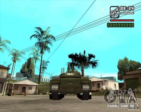 TT-140 mb para GTA San Andreas vista direita