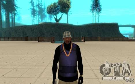 Bronik pele 3 para GTA San Andreas terceira tela