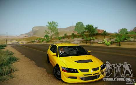 ENBSeries by muSHa v5.0 para GTA San Andreas quinto tela