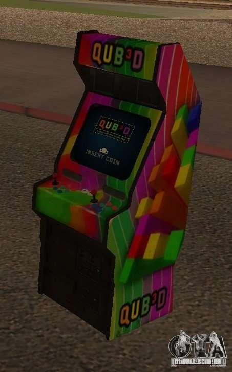 Máquinas de GTA 4 para GTA San Andreas terceira tela