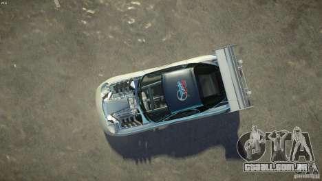 Mazda rx7 Dragster para GTA 4 vista direita