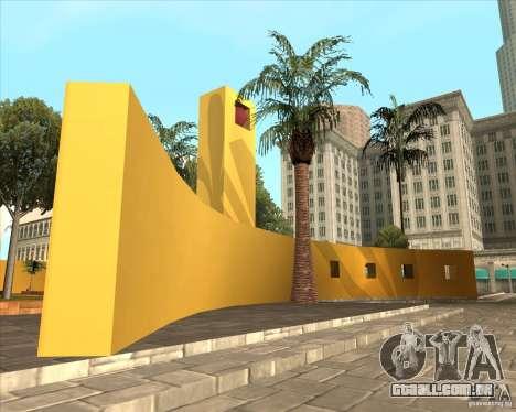 A nova Central Park de Los Santos para GTA San Andreas