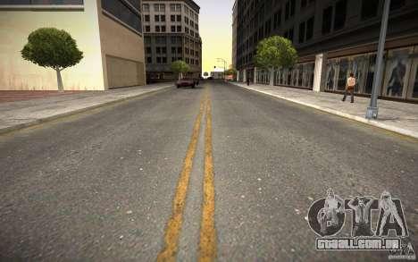 Estrada de HD (4 GTA SA) para GTA San Andreas
