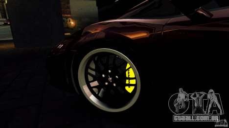 Lamborghini Gallardo Hamann para GTA 4 rodas